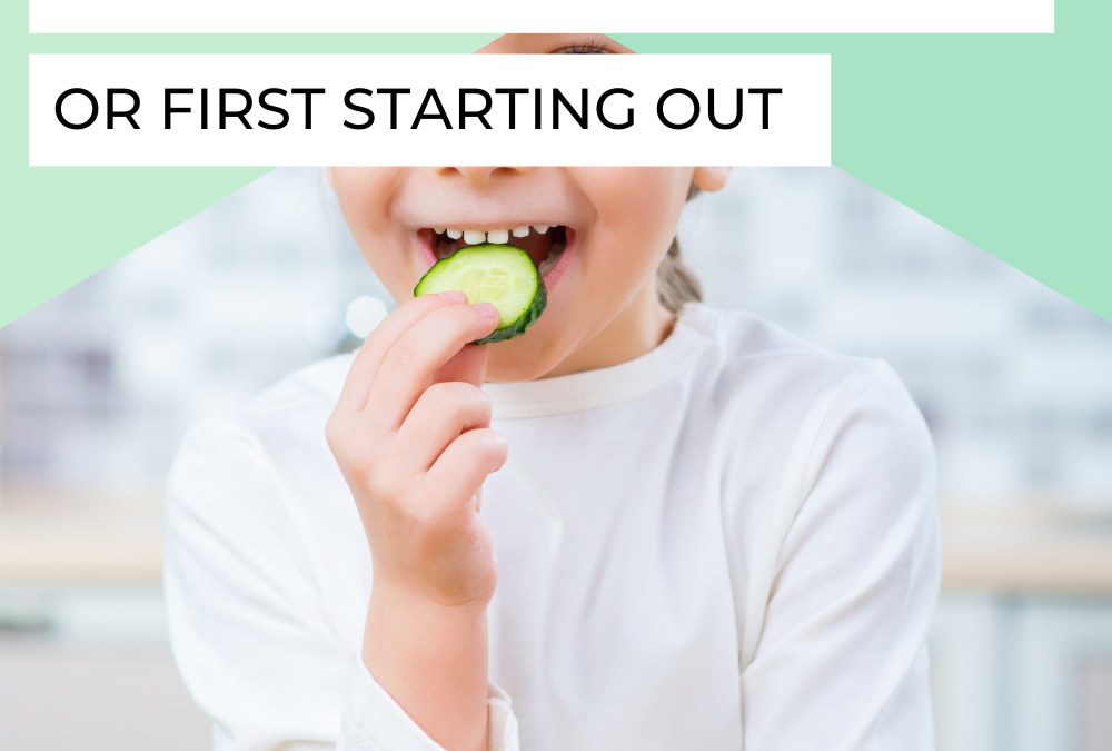How to Help an Extreme Picky Eater – 7 Simple Ideas When You're Feeling Stuck or First Starting Out